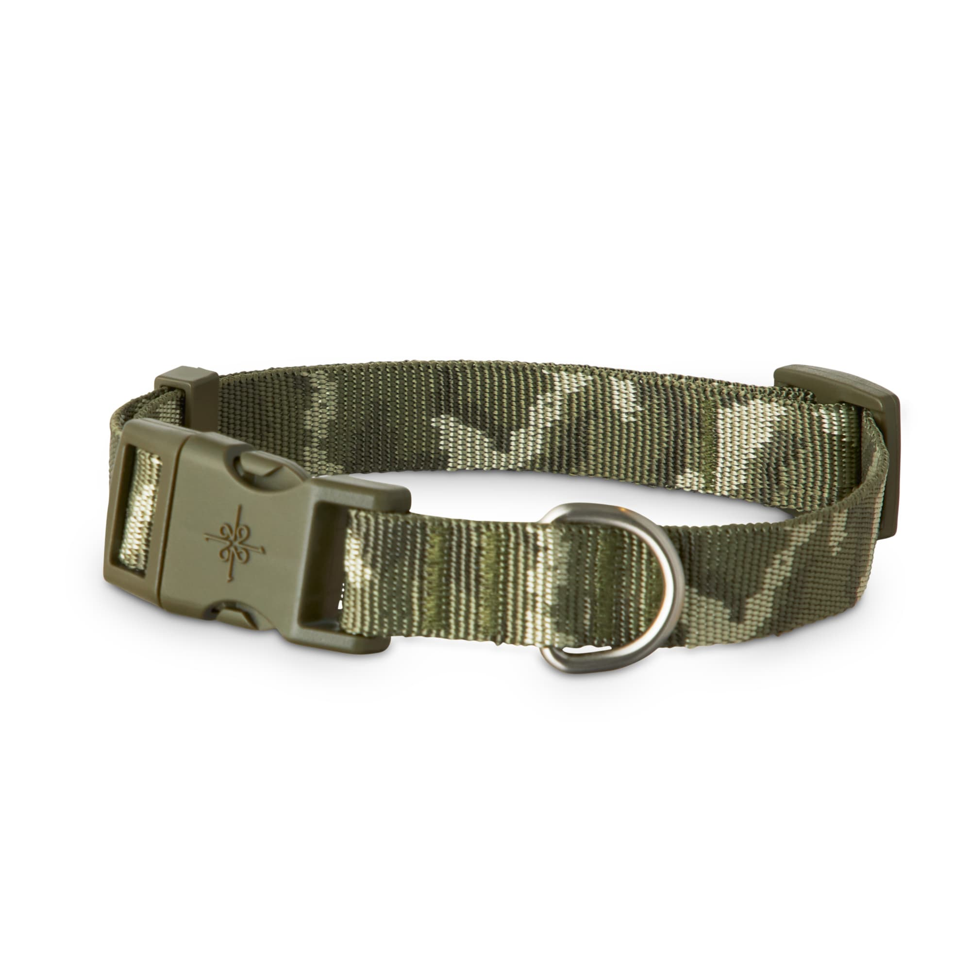 "CAMO DOG COLLARS Large 18/"" to 26/"" Blue Camouflage Collar for Dogs CLOSEOUT !"