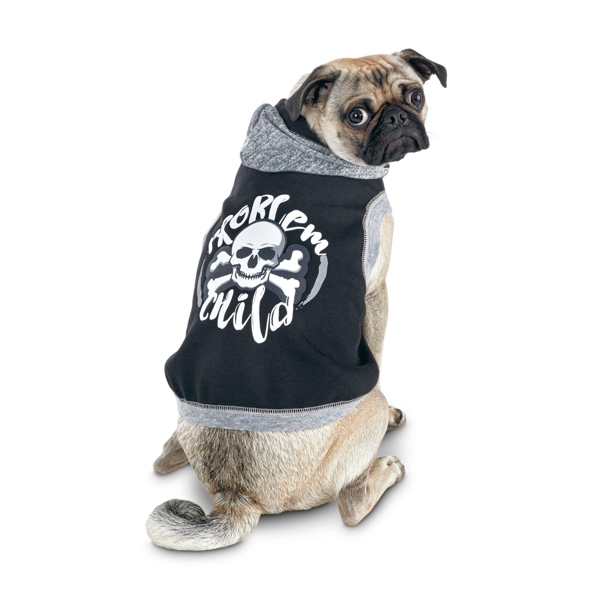 If not Pug  Just Dog Pick Your Size Hood Sweatshirt