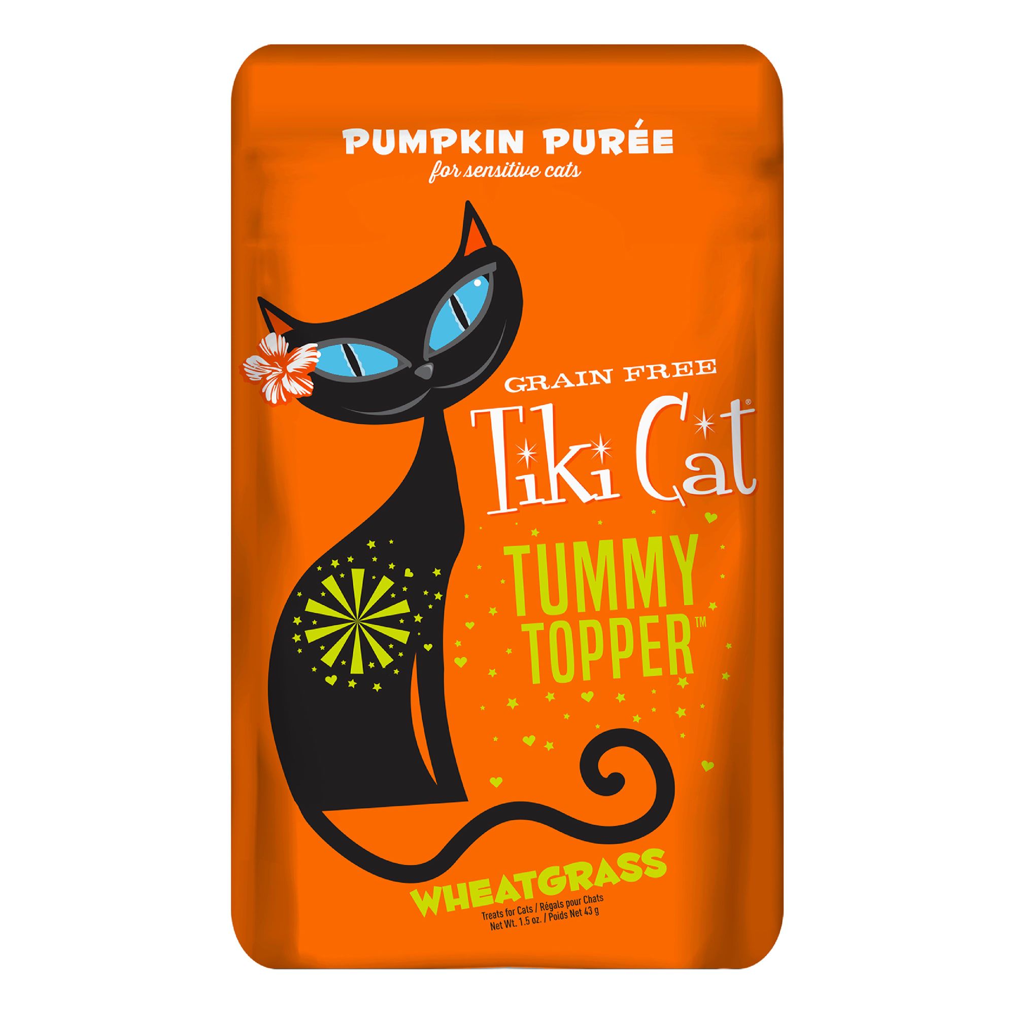 Tiki Cat Digestion Food Toppers