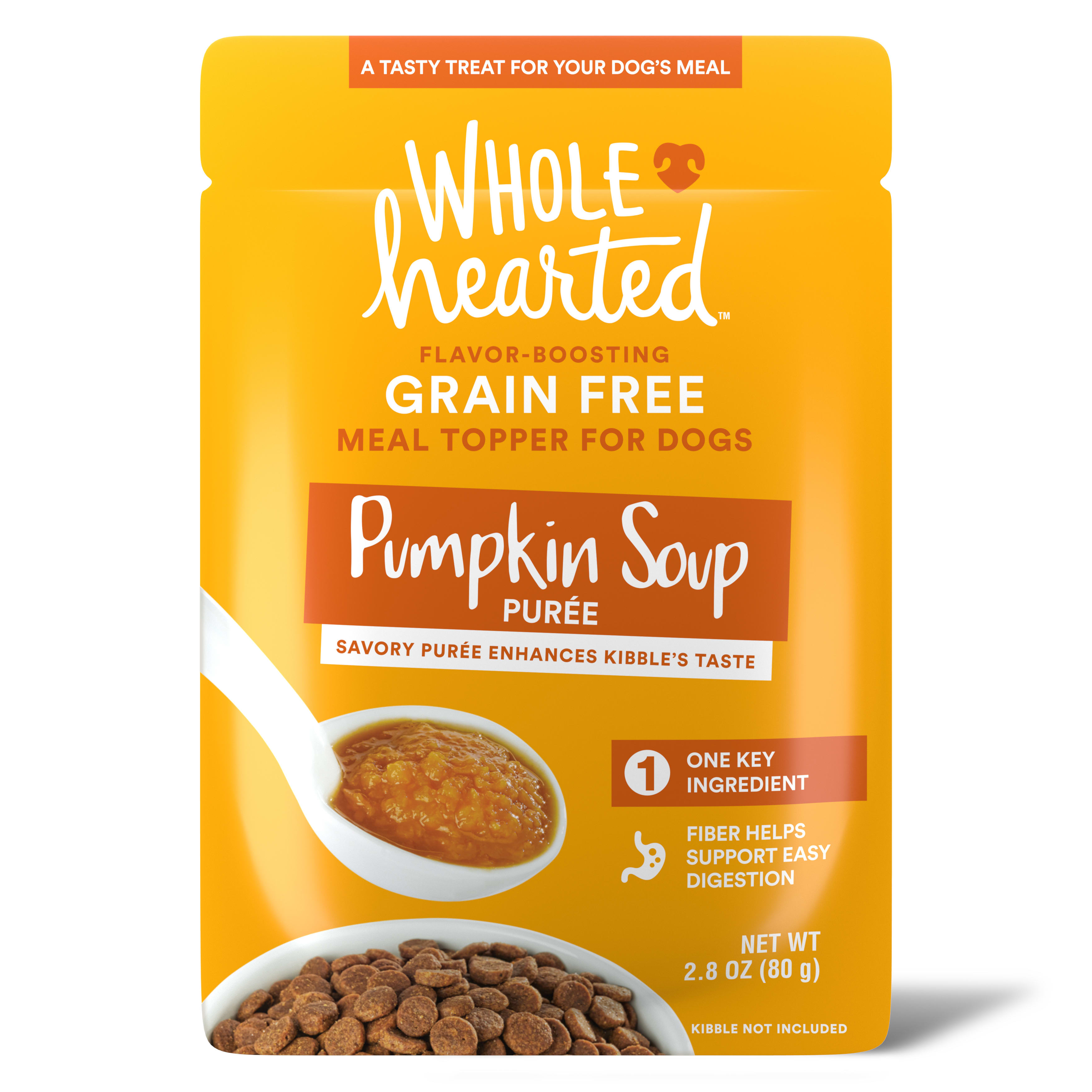 is pureed pumpkin good for dogs