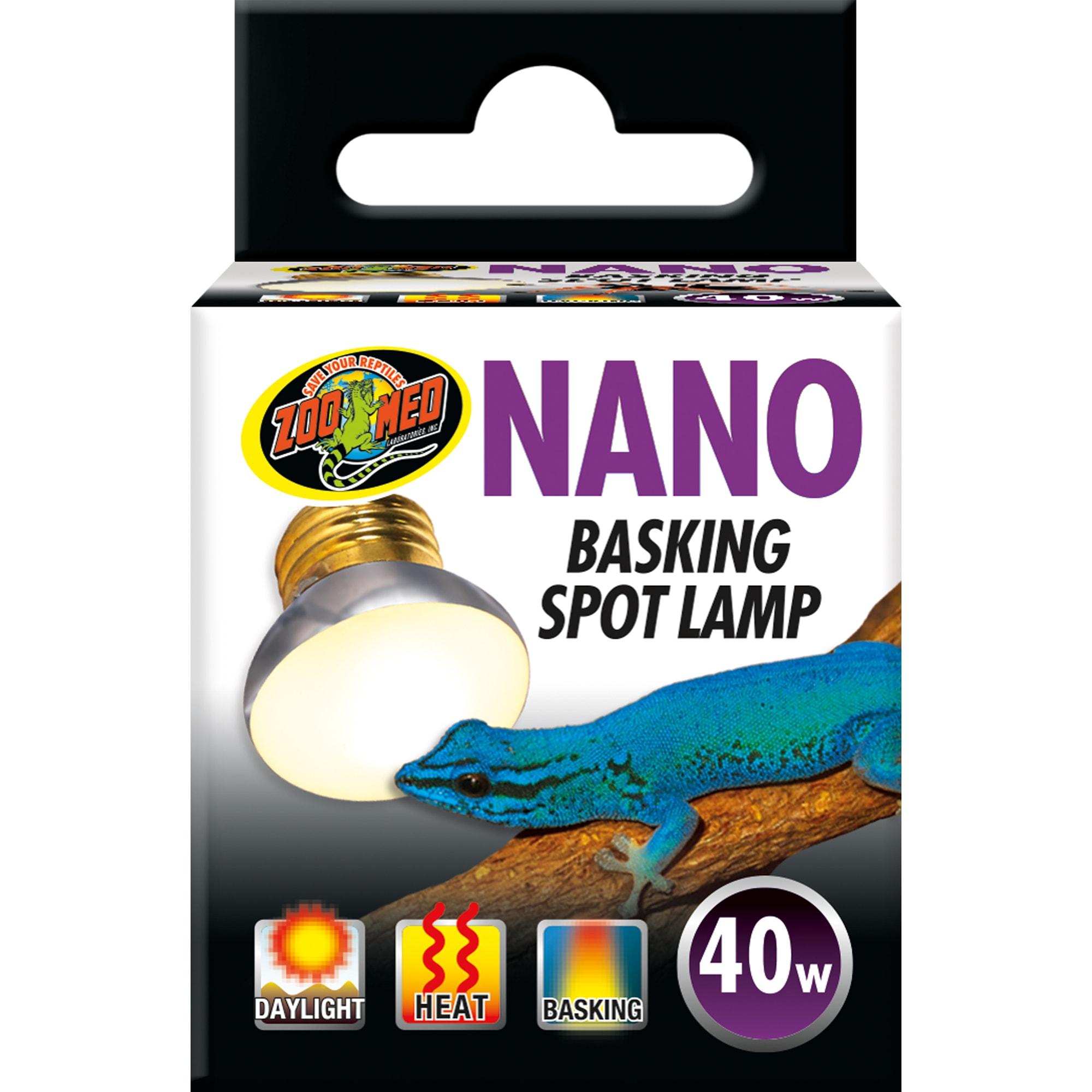 Zoo Med Nano Basking Spot Lamp 40 watt