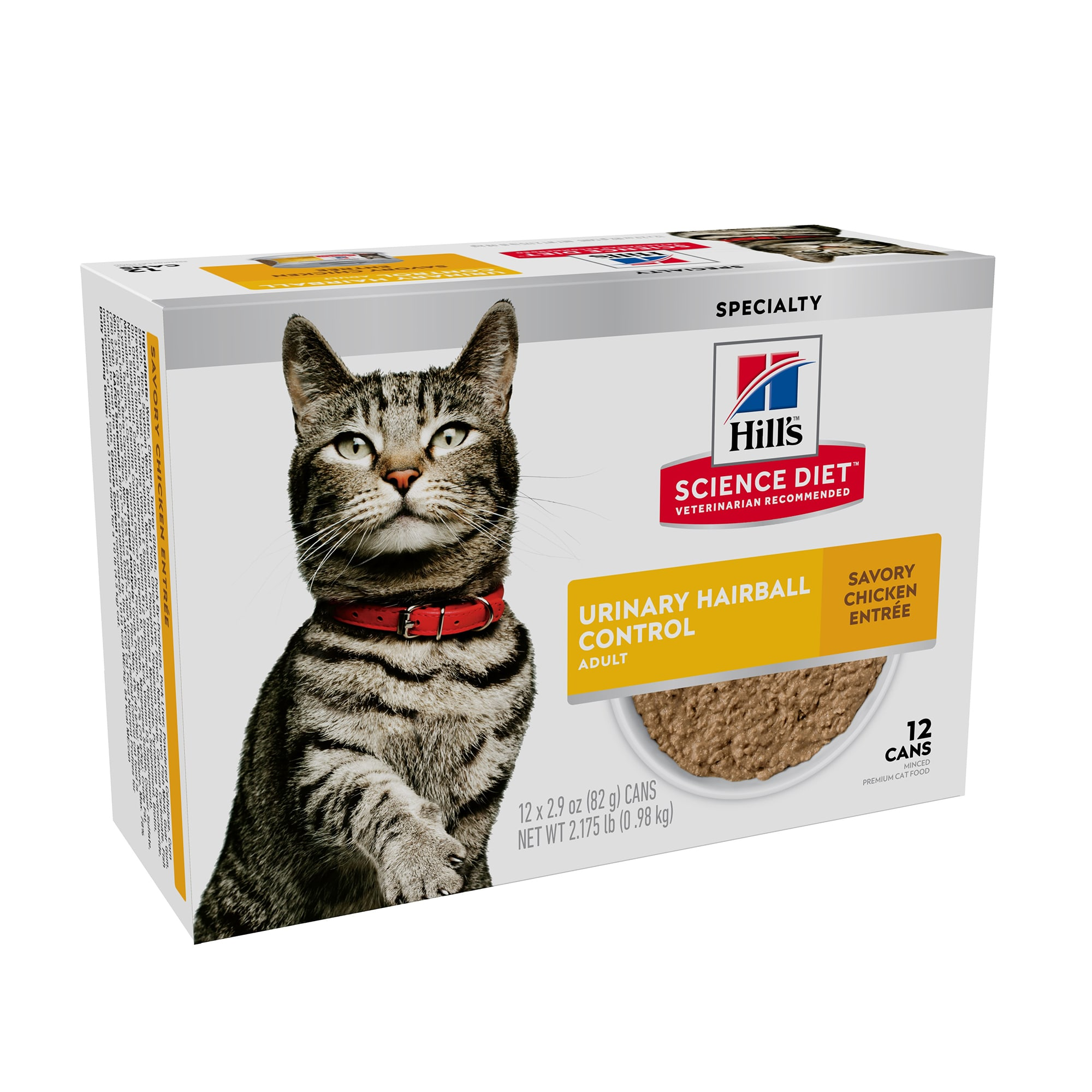 science diet cat urinary food