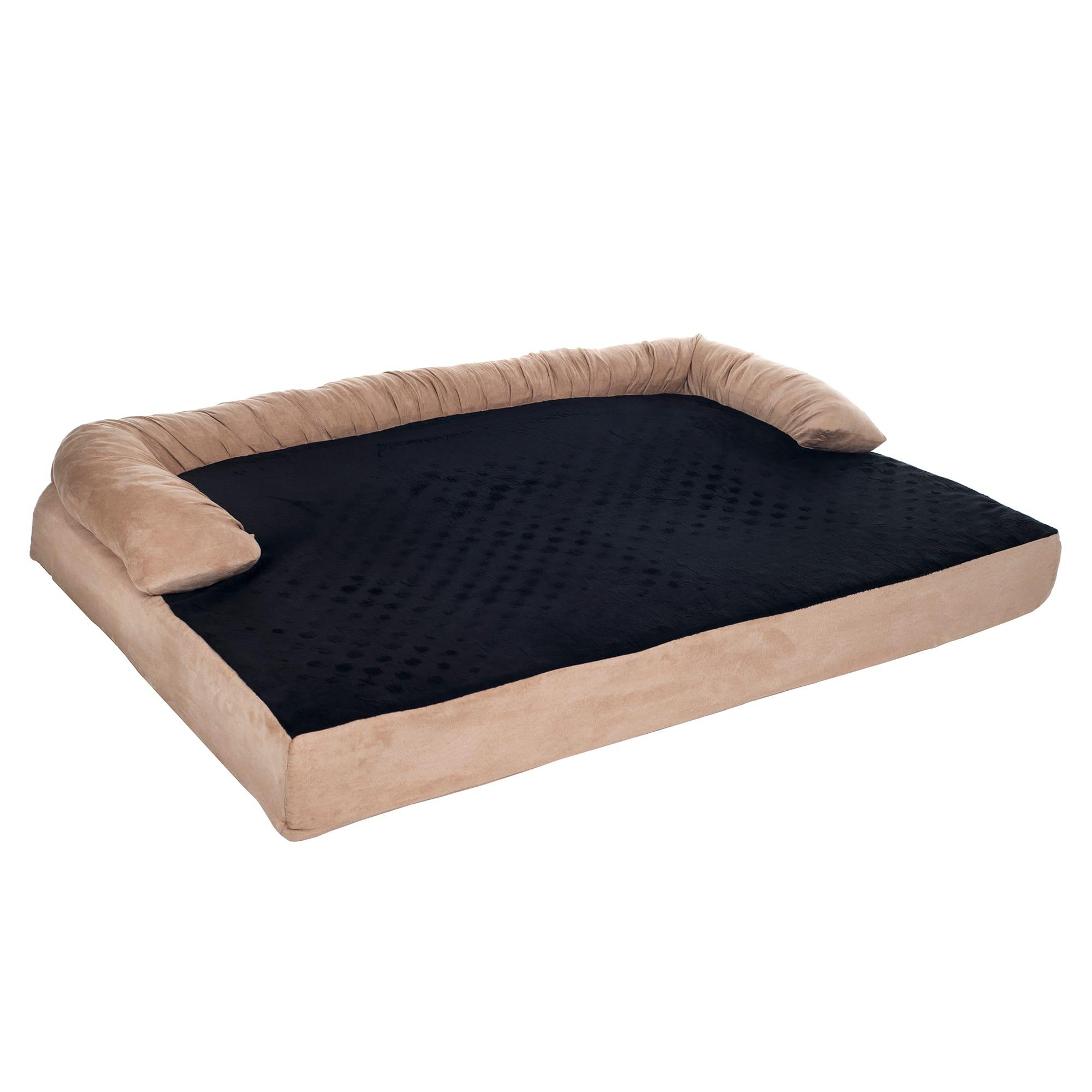Petmaker Orthopedic Memory Foam Pet Bed 32 L X 45 5 W X 9 H Petco