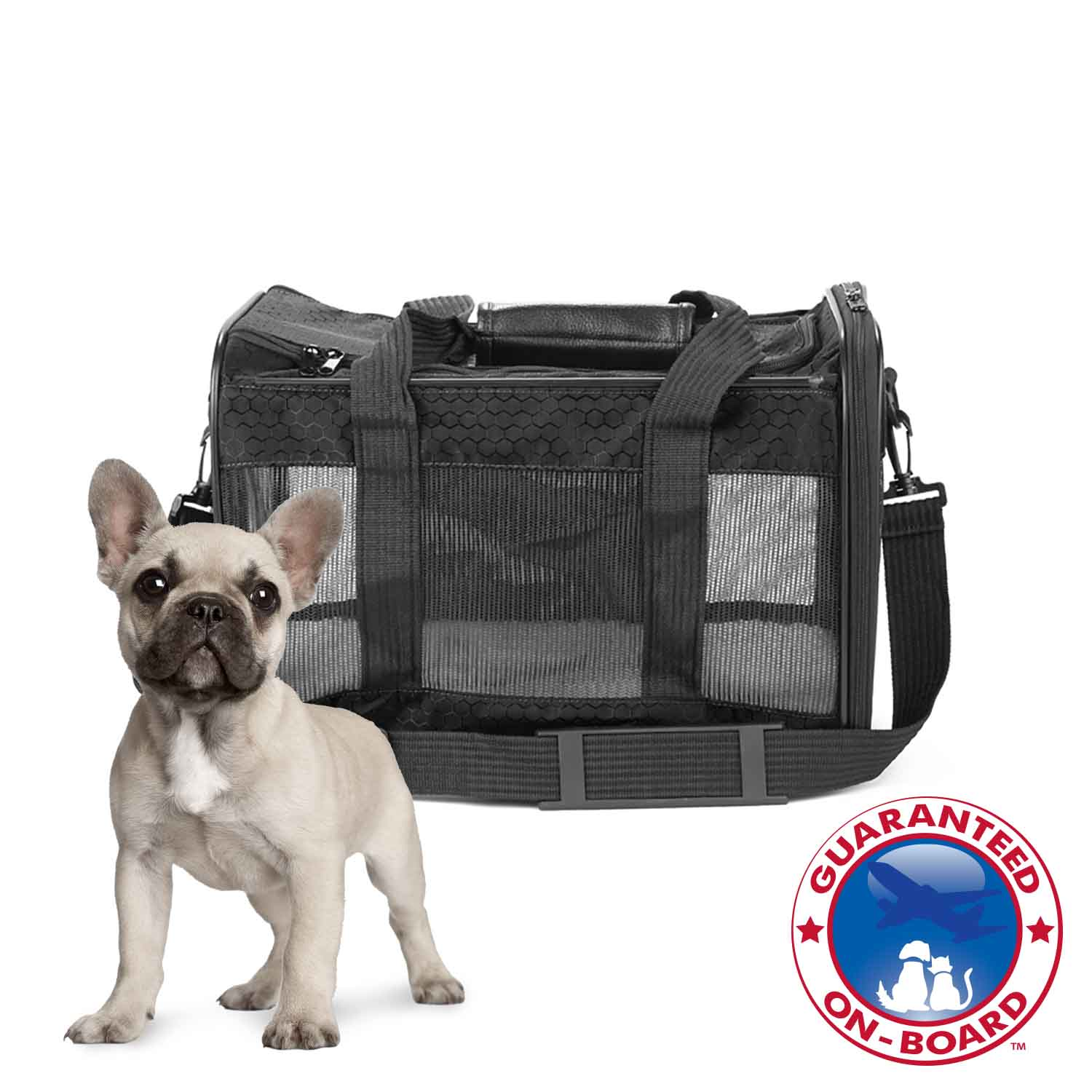 Sherpa To Go Pet Carrier 16 L X 11 H X 10 5 D Petco
