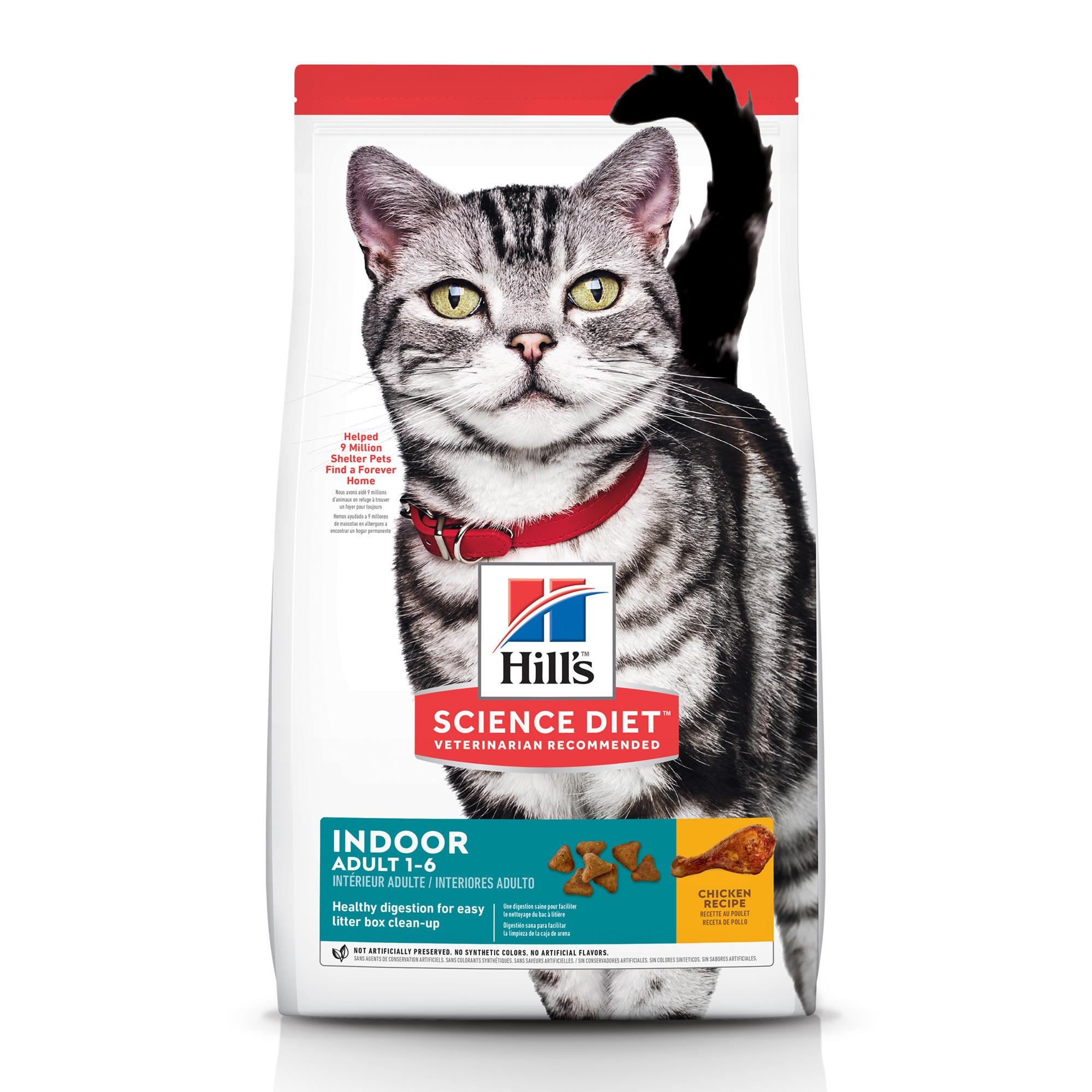 hills science diet cat food pet co