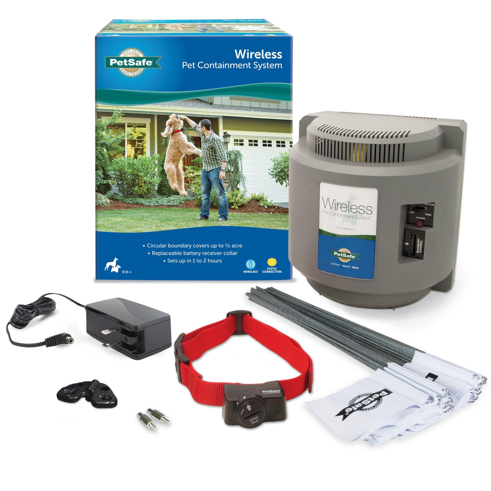 PetSafe Premium Wireless Pet Fencing System