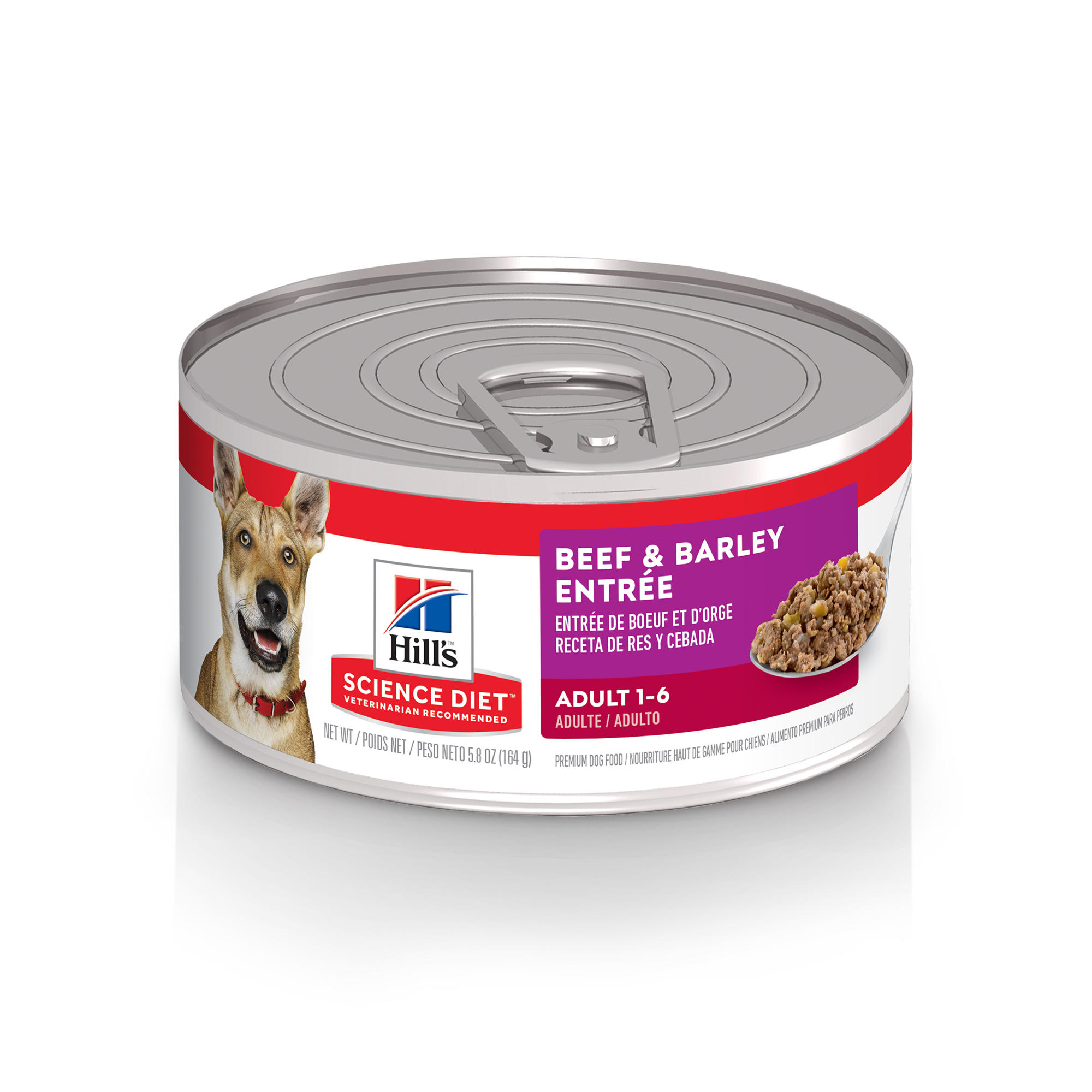science diet canned puppy food
