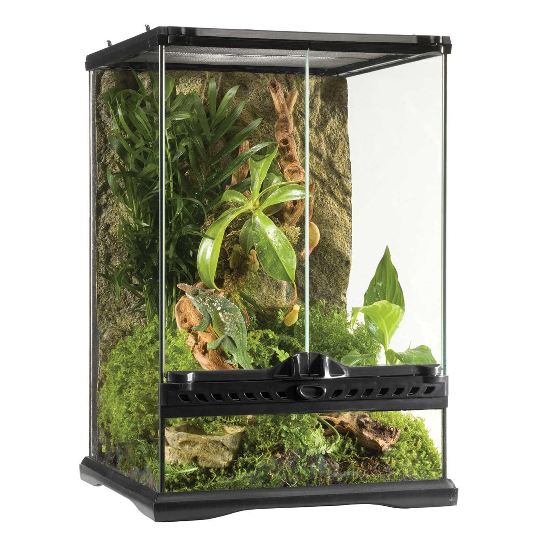 Exo Terra Glass Terrarium 12 L X 12 W X 18 H Petco