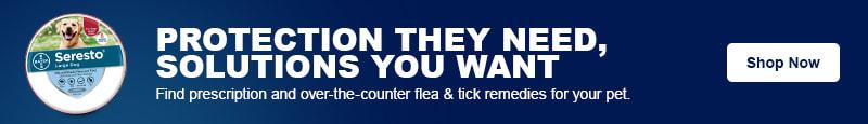 Flea & tick treatments at Petco
