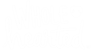 WholeHearted logo.
