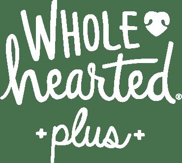 WholeHearted Plus logo.