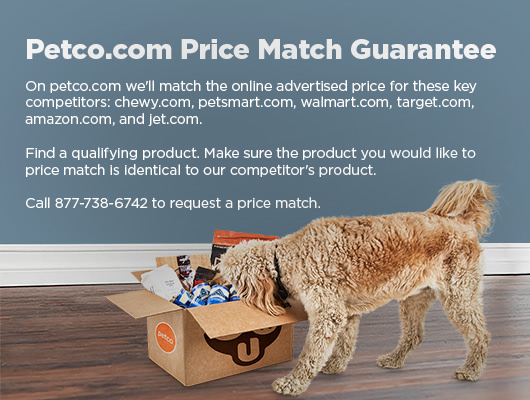 Petco.com Price Match Guarantee