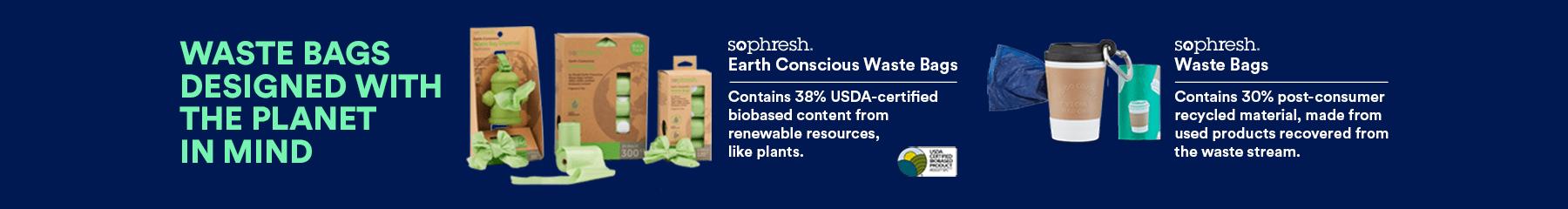 sophresh-waste