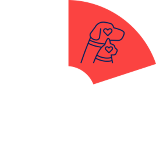 Petco Whole Health Mental Icon