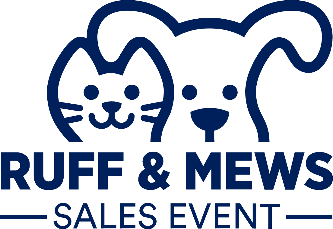 Ruff and Mews Sales Event Logo